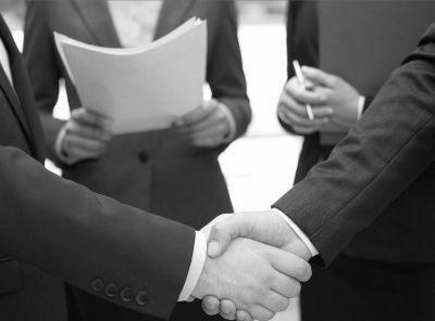 המבנה הארגוני והישות המשפטית