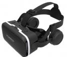 משקף מציאות מדומה דגם VR HG SHINECON עם אוזניות מובנות