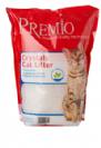 """חול קריסטלי לחתולים במבצע 10 יח' (16.9 ש""""ח לשקית)"""