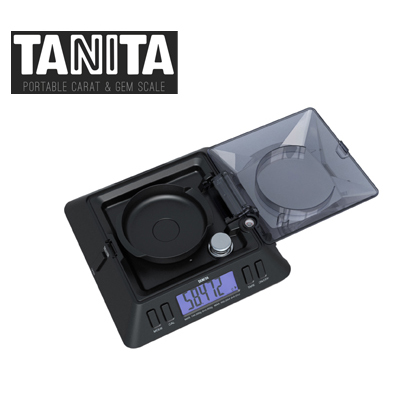 משקל נייד ליהלומים TANITA KP-601