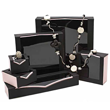 קופסאות תצוגה לתכשיטים תוצרת גרמניה III