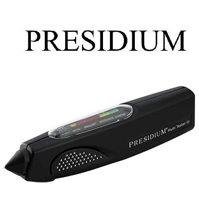 מכשיר לזיהוי יהלומים פרסידיום