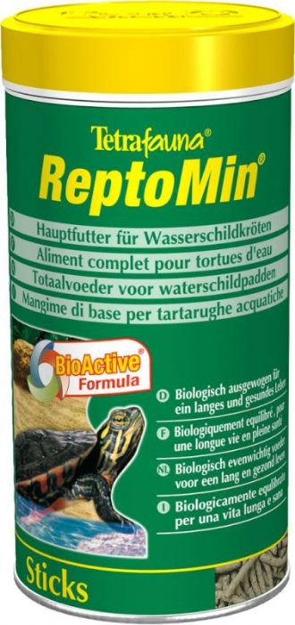 מזון צבים 1 ליטר
