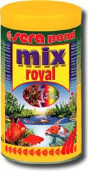 "Sera pond - mix royal סרה פונד מיקס רויאל - 1000 מ""ל"
