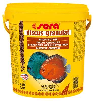 סרה דיסקוס גרנולט Kg  4.2 Sera Discus Granulat