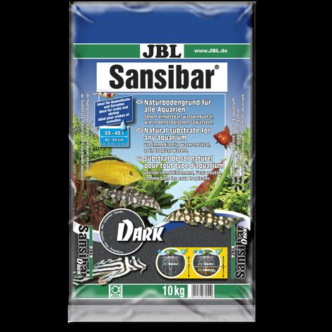 חול סנסיבר שחור 10 קילו
