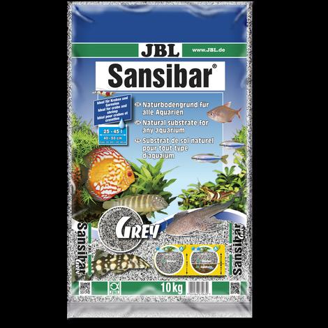 חול אפור סנסיבר 10 קילו