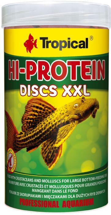 """מזון נקאים חלבון גבוה טבליות ענק 1000 מ""""ל"""