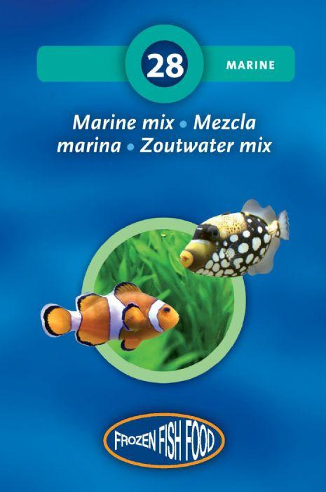 מיקס לדגי מים מלוחים