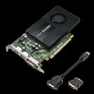 כרטיס מסך   PNY QuadroK2200 4GB GDDR5