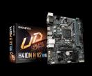 לוח אם למעבדי אינטל דור 10 Gigabyte H410M H V2 Micro-ATX LGA1200 מחיר: 350שח