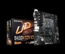 לוח אם למעבדי AMD Gigabyte GA-B450M S2H v2 HDMI AM4 מחיר 340שח