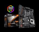 לוח אם למעבדי GIGABYTE X570 AORUS PRO rev 1.2 AMD AM4 מחיר: 1450שח