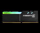 זיכרון לנייח G.skill Trident Z RGB DDR4 3000MHz 1.35V 8GB