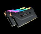 ז. לנייח ל- Corsair 32GB 2X16 DDR4 3600MHZ CL18 Vengeance RGB AMD