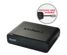 סוויץ' EDIMAX ES-5500G V3 5 Port SOHO Switch 1G