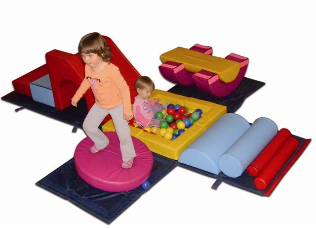 GYMBOX -מרכז פעילות מוטורית לסביבה הביתית לגילאי 3-6