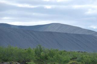 מכתש האפר המרשים Hverfjall