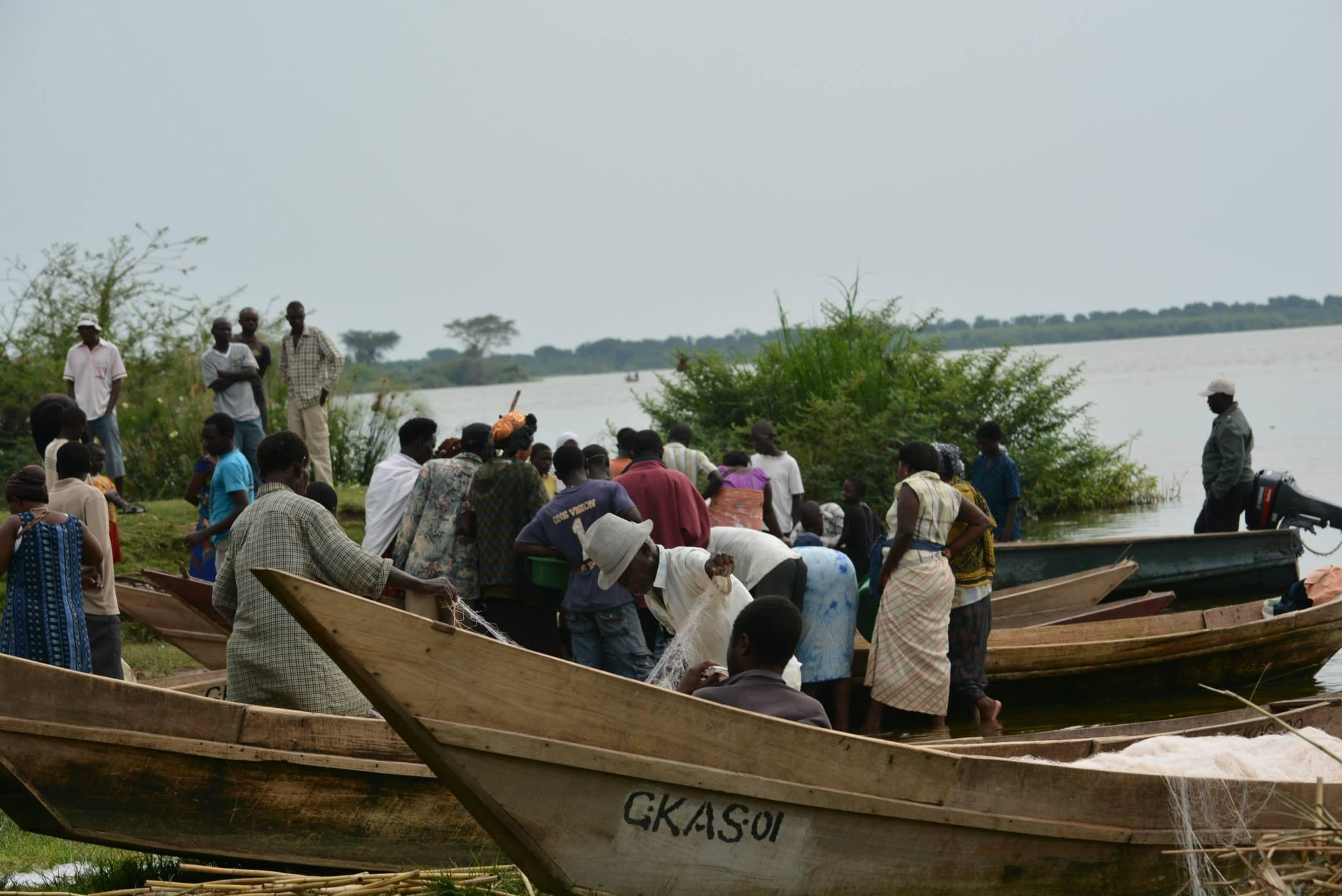 ההתנפלות על סירת הדייגים שהגיעה לחוף