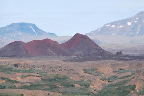 הגבעה התצפית  Ytra-Þór