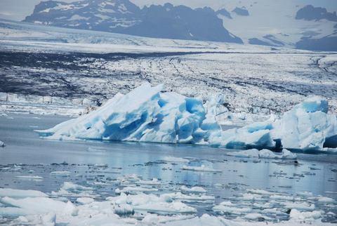 קרחון-דרום איסלנד