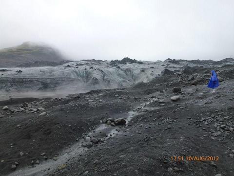 קרחון Solheimajokull