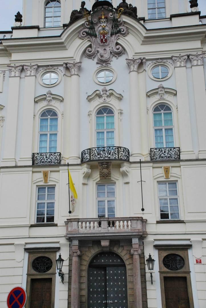 ארמון הארכיבישוף.  Archbishop's Palace