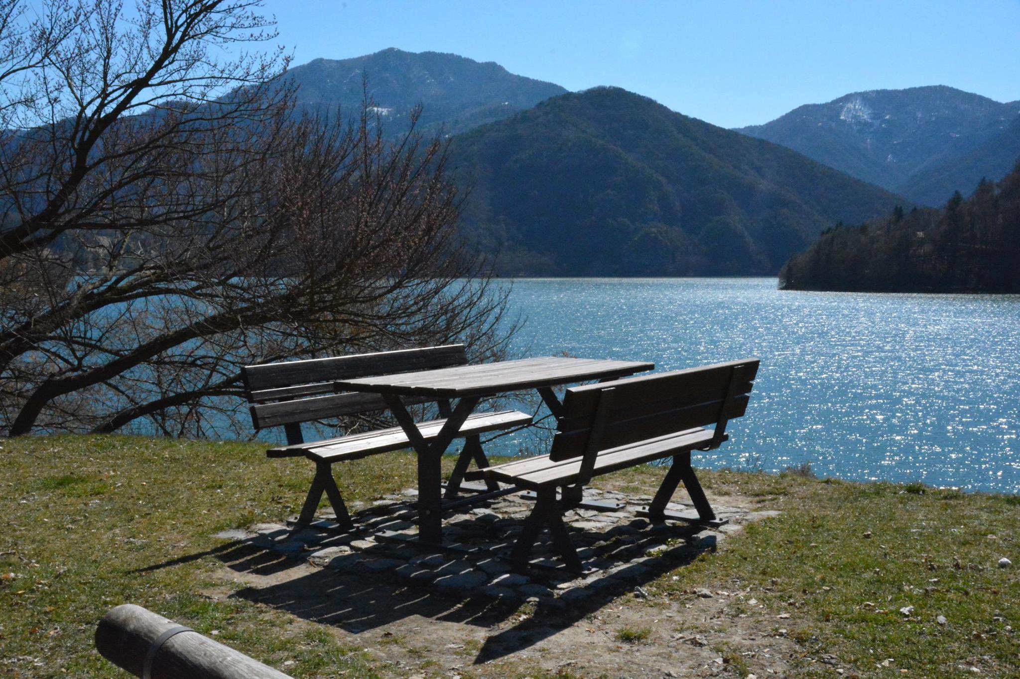 אגם Lago di Ledro