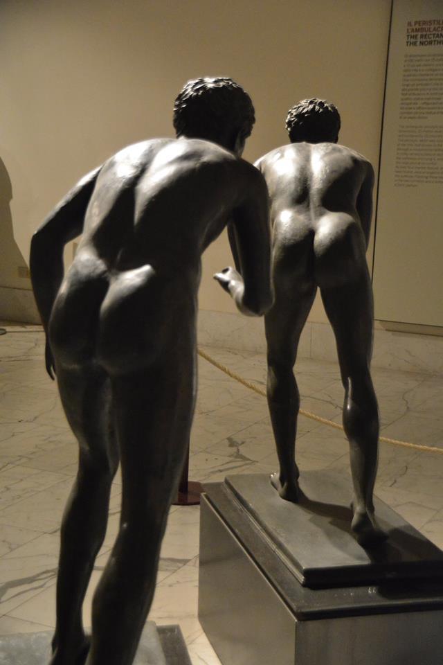 האצנים-המוזיאון הארכיאולוגי
