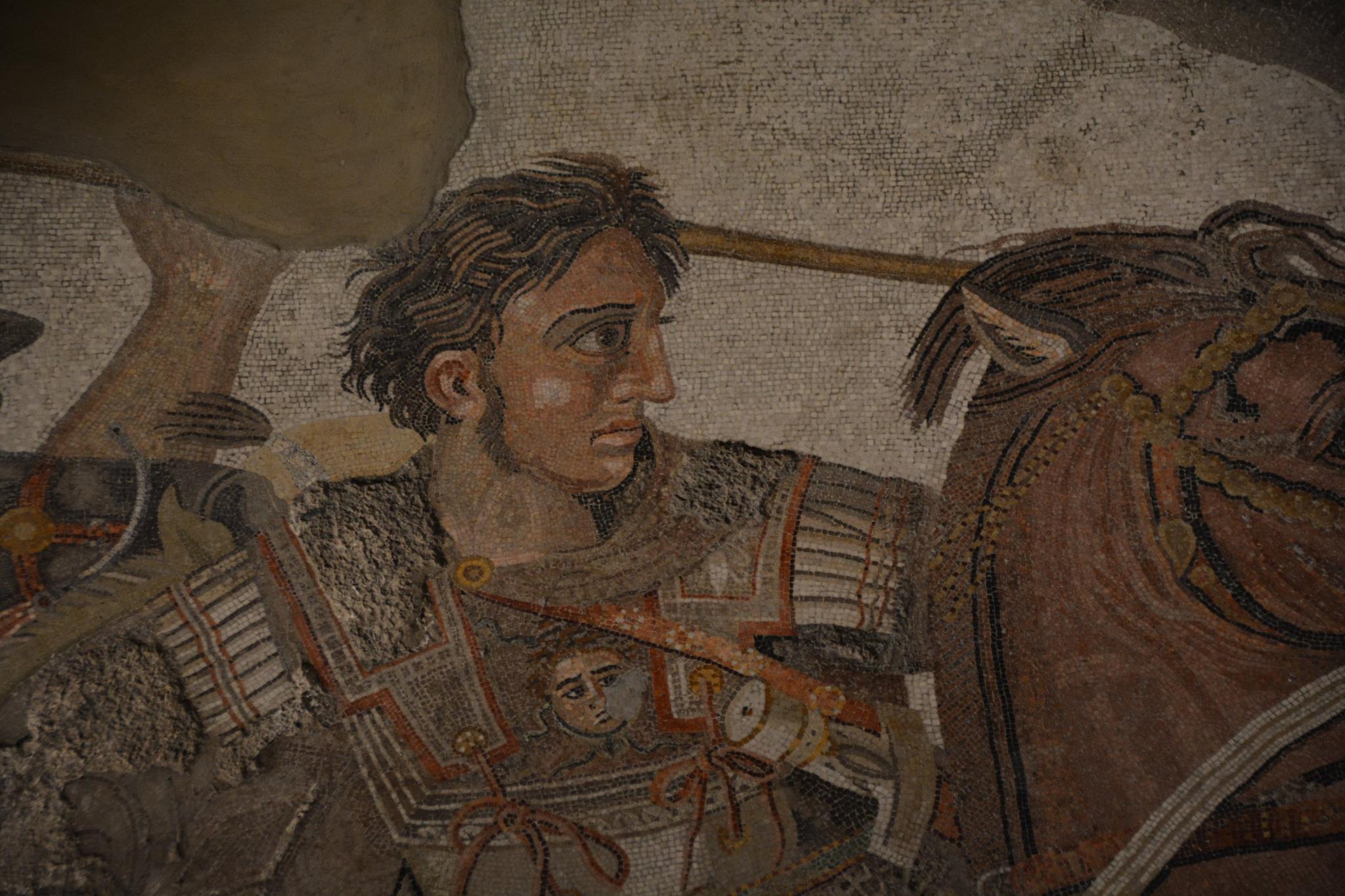 פסיפס אלכסנדר הגדול