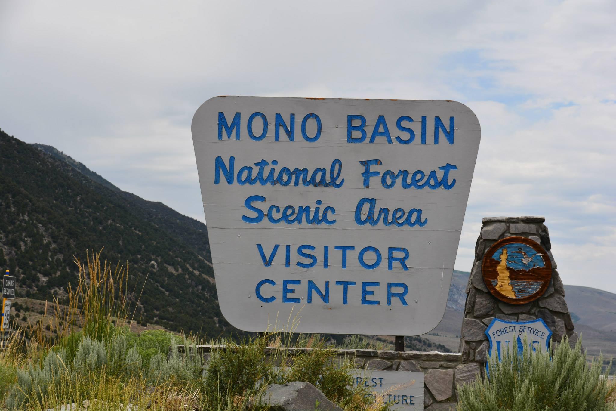 מרכז המבקרים אגם מונו