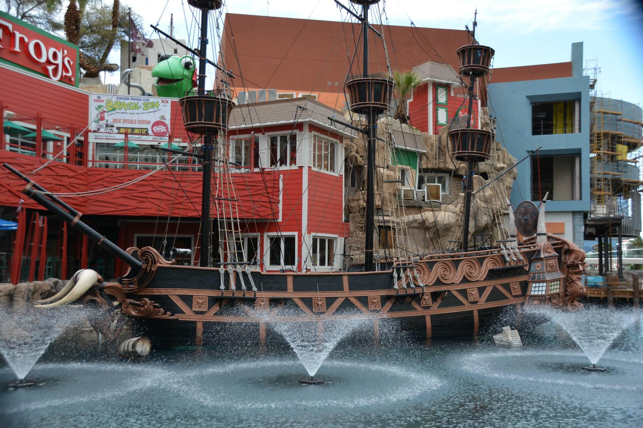 ספינת הפיראטים-לאס ווגאס