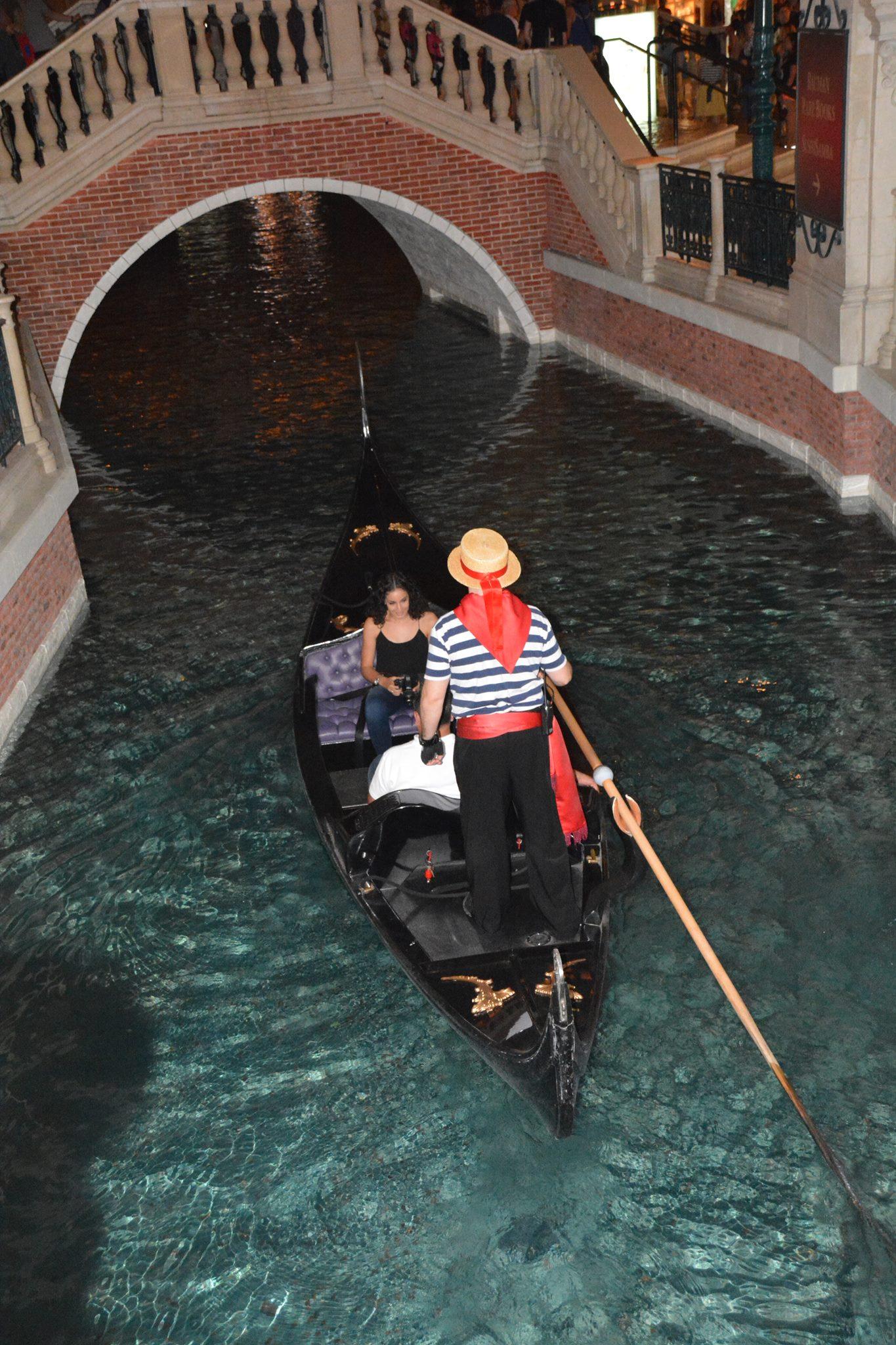 מלון וונציה-לאס ווגאס