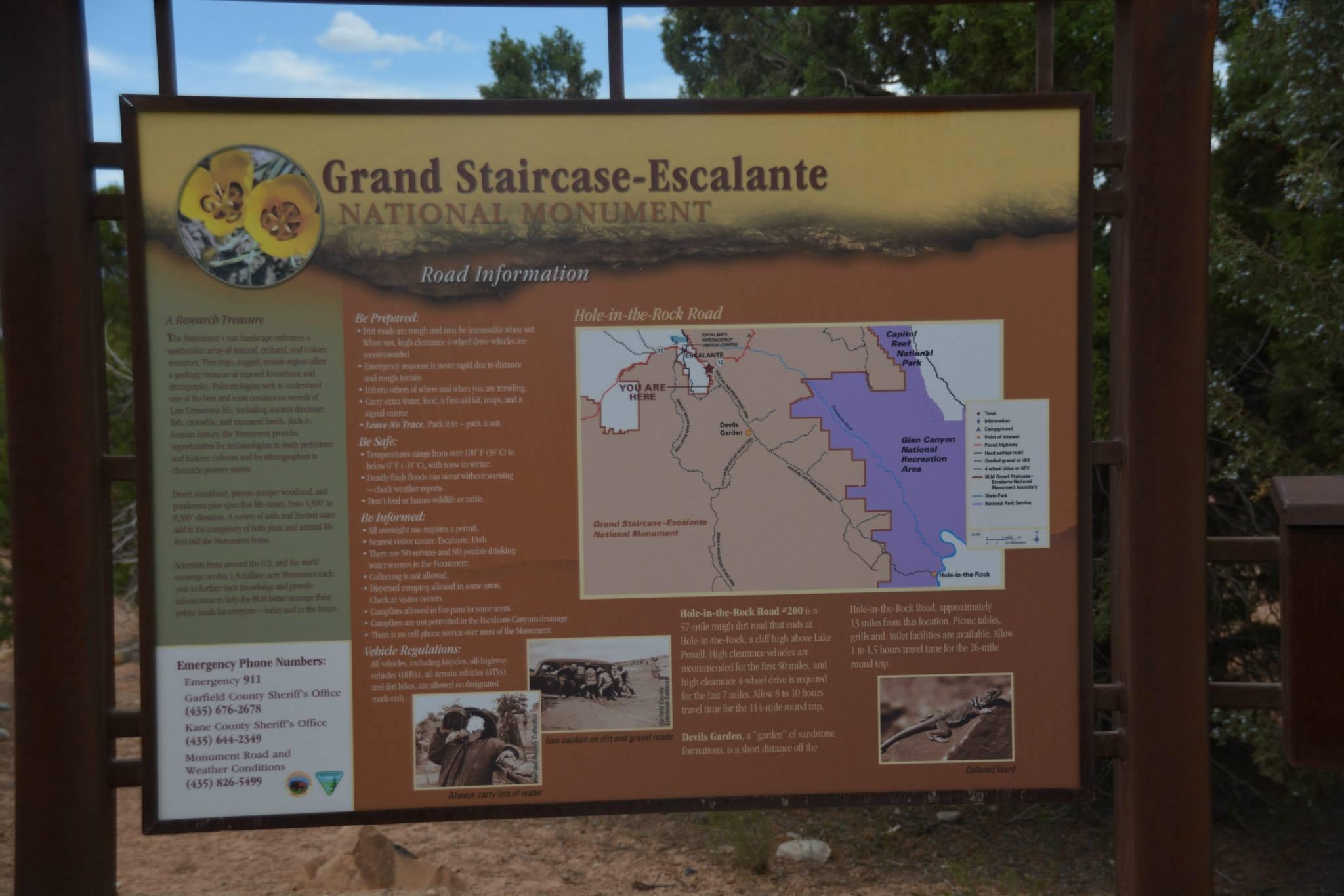 מפת האסקלנטה-יוטה
