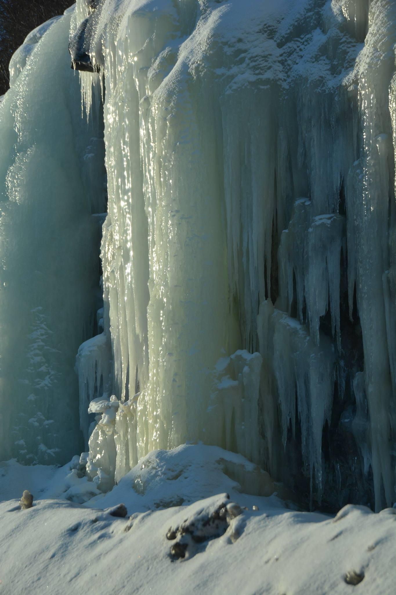 נטיפי קרח
