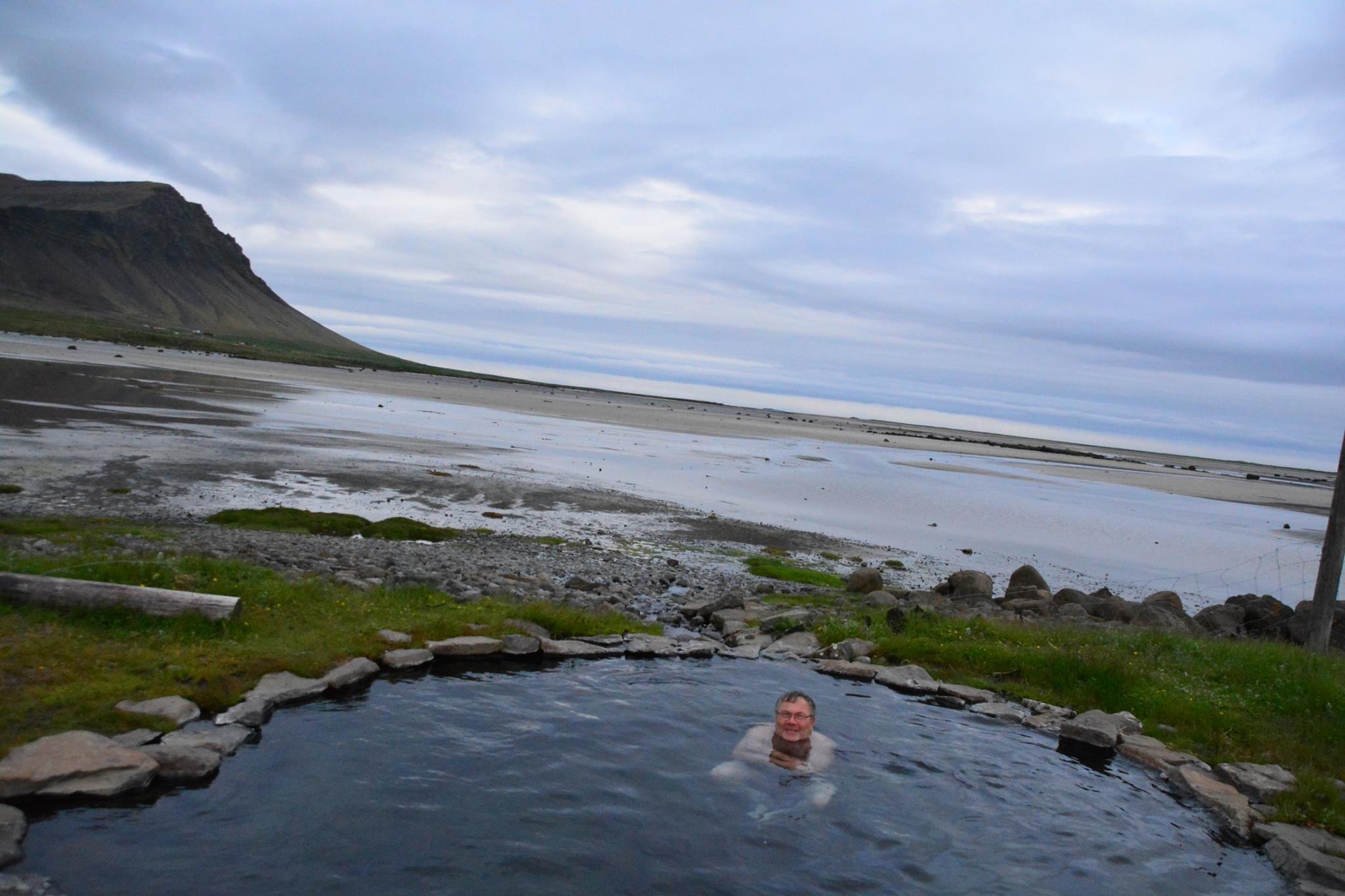 הבריכה החמה