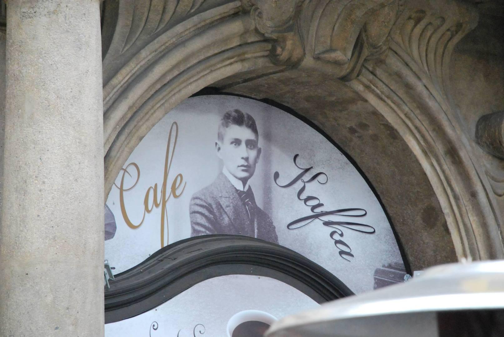 בית קפה הנושא את שמו של קפקא