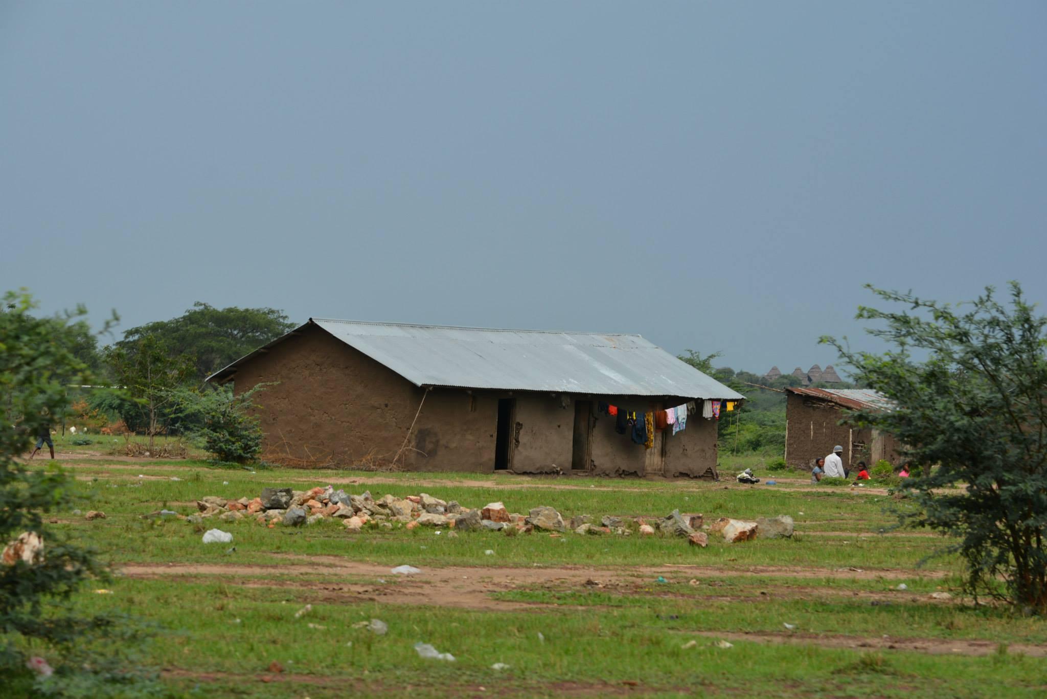 בתי הבוץ של כפר הדייגים