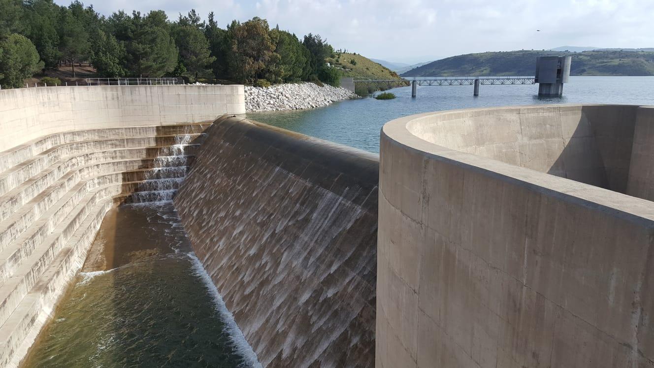 Asprokremmos Reservoir