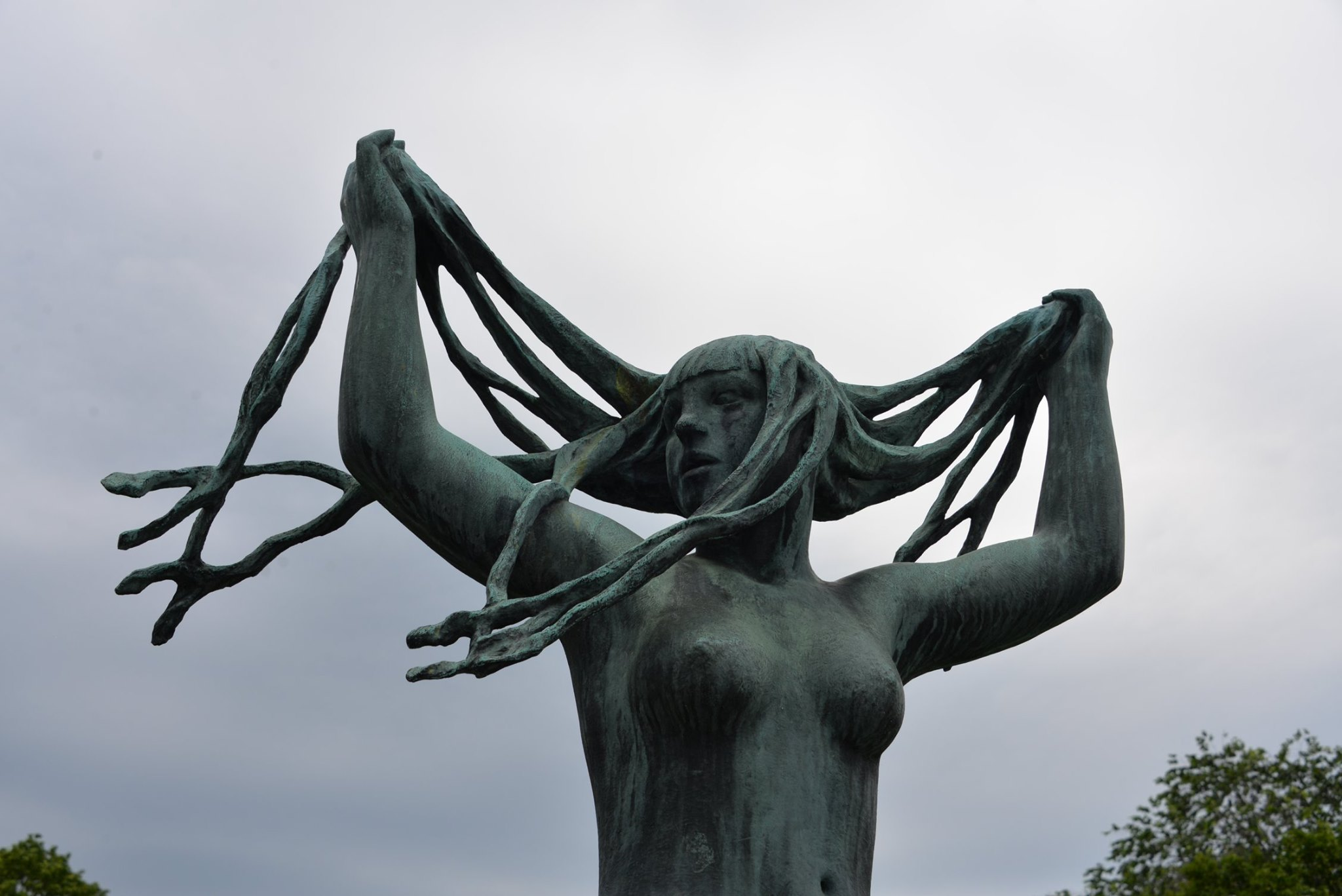 הרקדנית-פארק ויגילנד