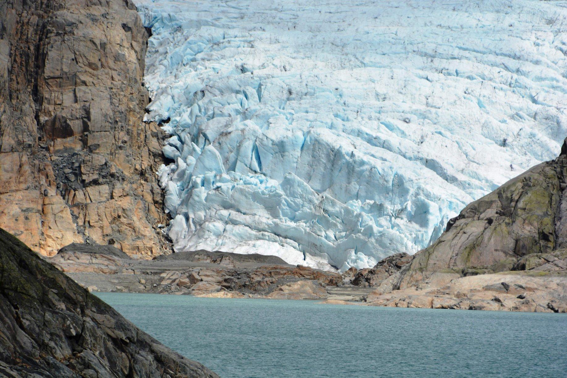 קרחון Folgefonna