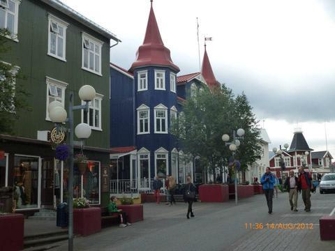 Akureyri  היא בירת הצפון של איסלנד