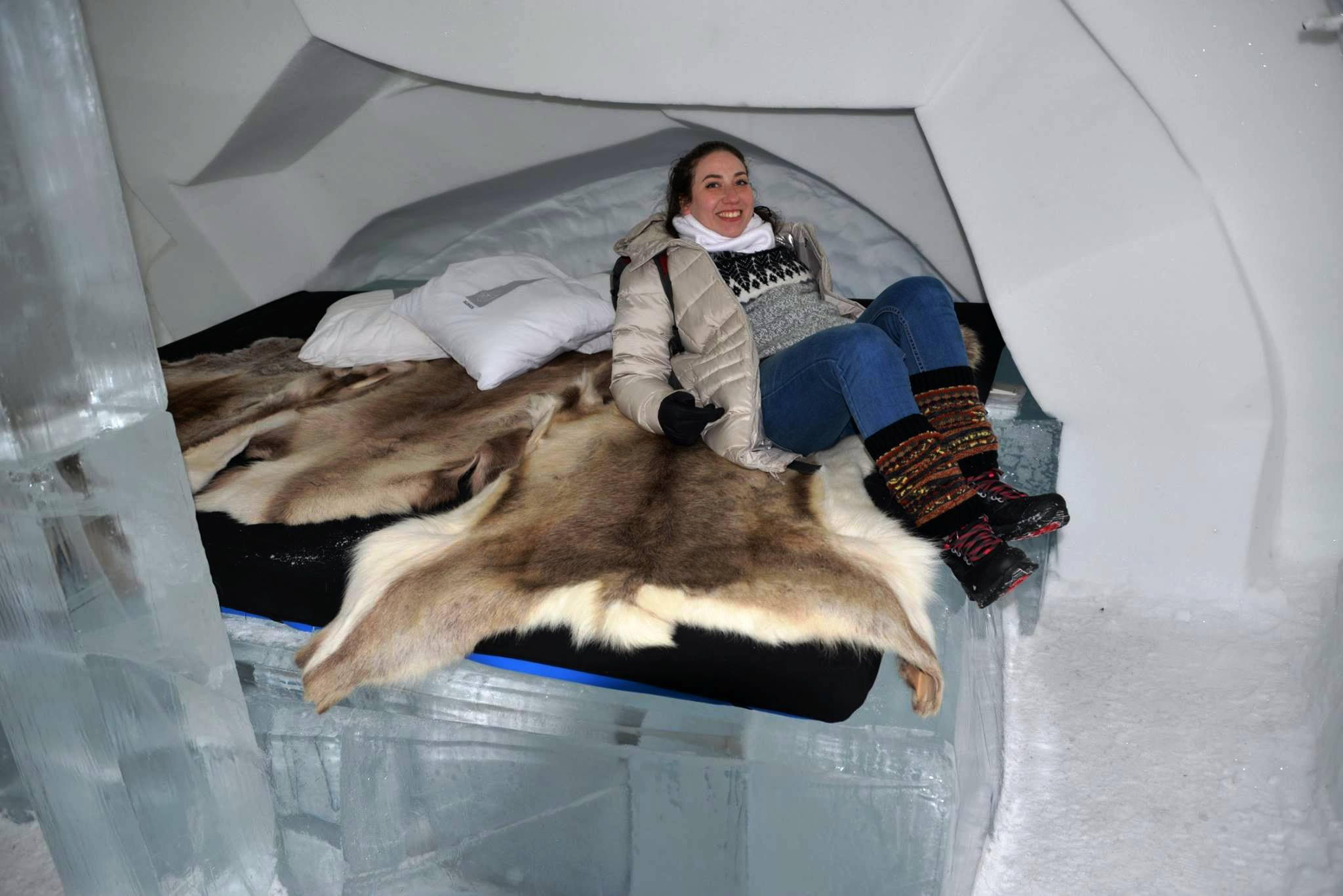 מלון הקרח