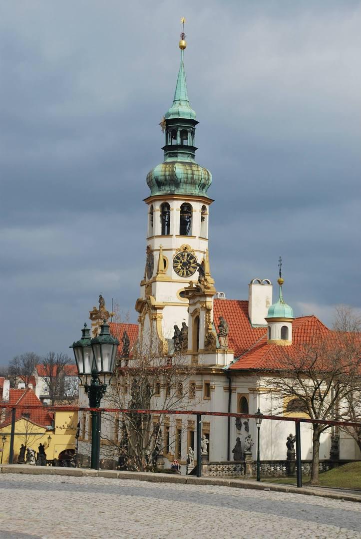 הלורטה-כנסייה בסגנון בארוקי