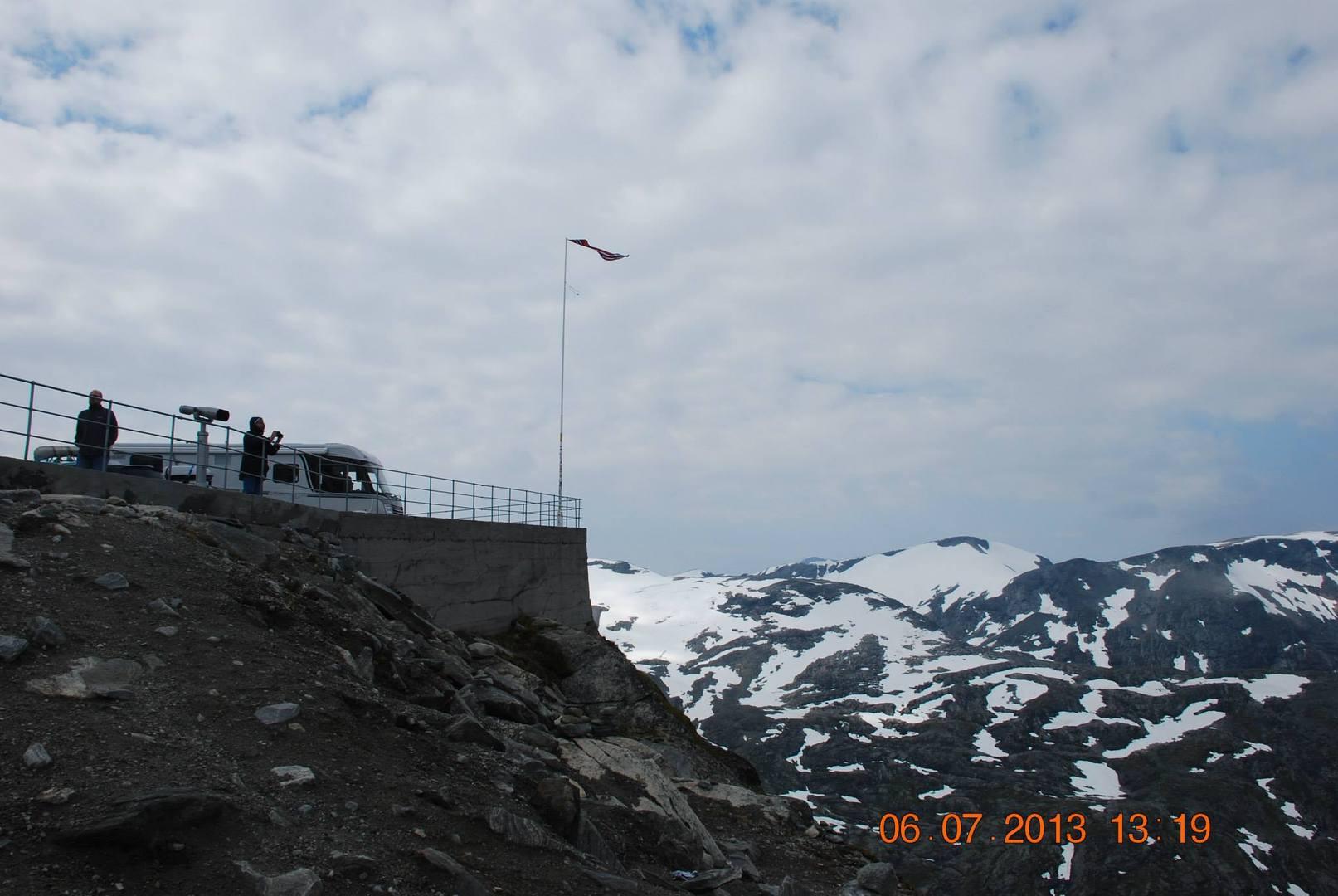 תצפית Dalsnibba