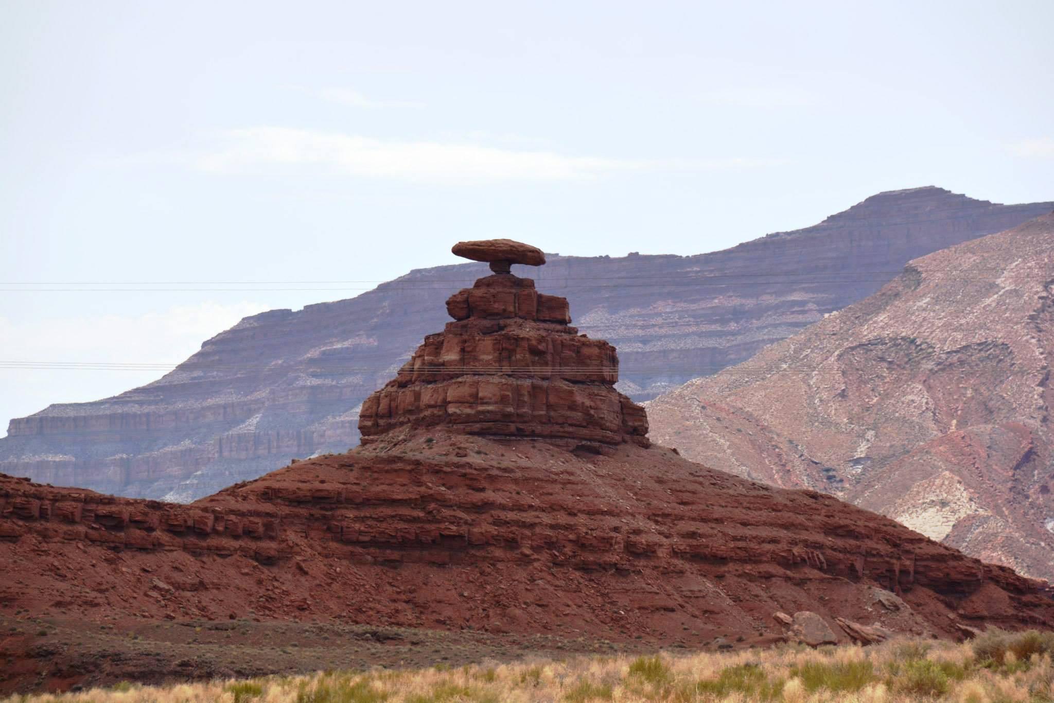 מגבעת הסלע-במקסיקאן האט