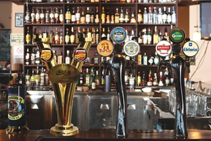 radex - premium beers from Europe
