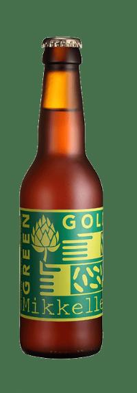 בירה אלכסנדר גרין גולד MIKKELLER
