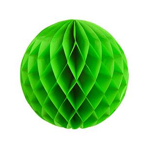 """כדור כוורת ירוק 30 ס""""מ"""