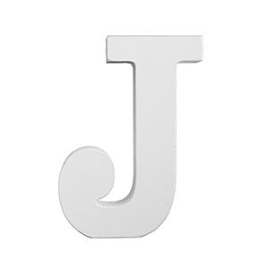 אות מעץ J